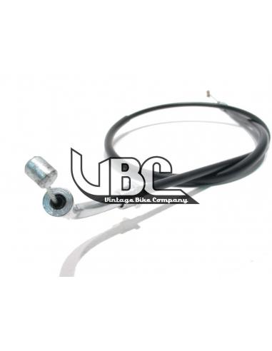 Cable B accelerateur CB 500  guidon haut 17920-323-000