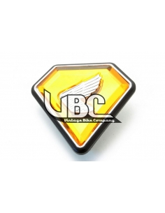 Aile (diamant) Honda cache lateral gauche CB 750 K2-K6 87126-341-000