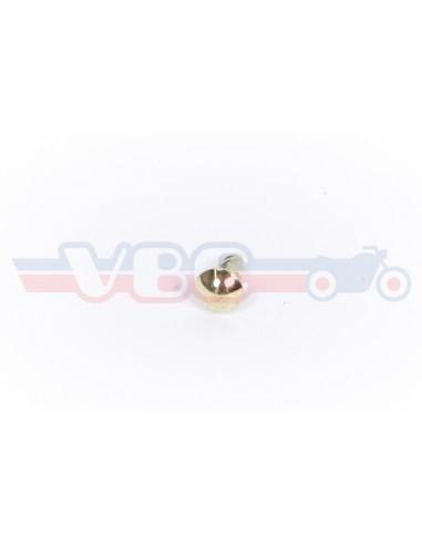 Rivet de plaque 1.5x5  de cadre d'origine HONDA 90841-001-000