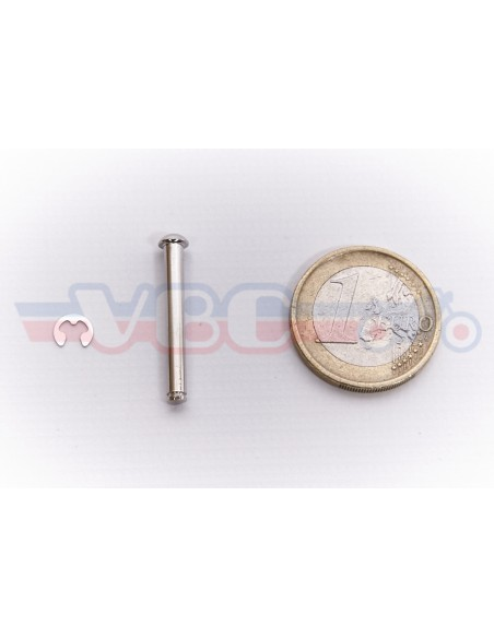 Axe de bouchon de réservoir avec clip 17514-323-300P