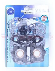 Pochette de joints moteur Haut +Bas pour CB 250