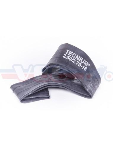 Chambre à air TECNIUM 2.50/2.75-16 80/90-16 valve TR4