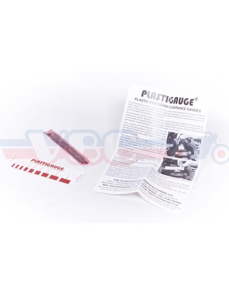 Plastigauge JMP 0,025-0,175mm rouge-Boîte de 10 brins