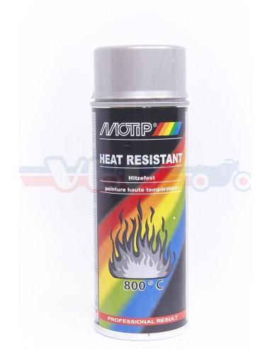 Peinture haute température MOTIP Gris  Argent