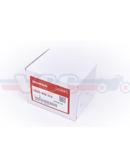 Joint d'echappement entre silencieux et coude pour CB 450 HONDA 18391-429-010