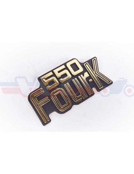 Logo de cache lateral pour HONDA CB 550 K3 87124-404-670