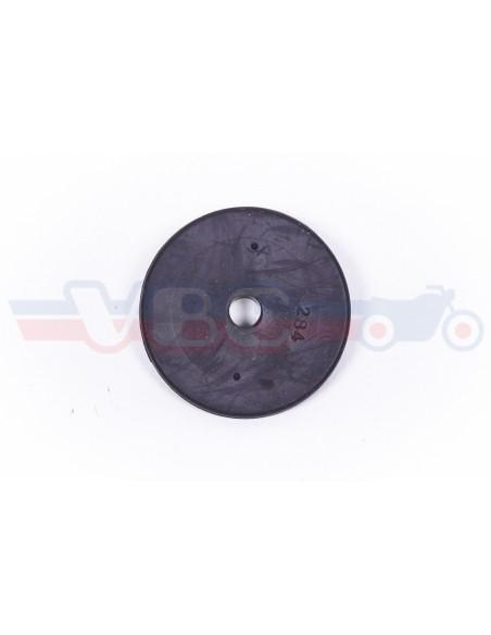 Caoutchouc de bac à batterie CB350F CB400 CB500 Four 83618-323-000