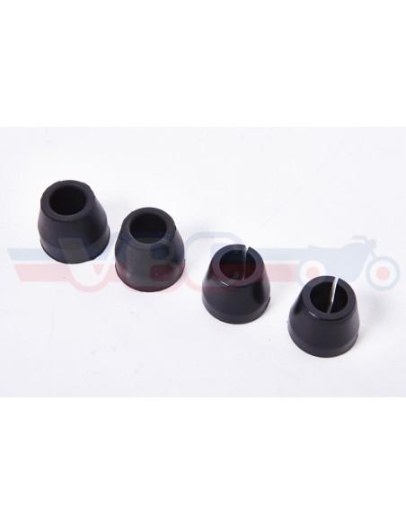 Kit de silent blocs de guidon pour CB CL 350 450 et 500 T origine HONDA