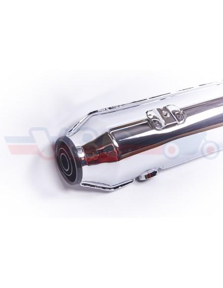 Pot Superieur droit Honda CB 750 Four K1-K6 Cylindre 3 18450-341-000 ADAPTABLE