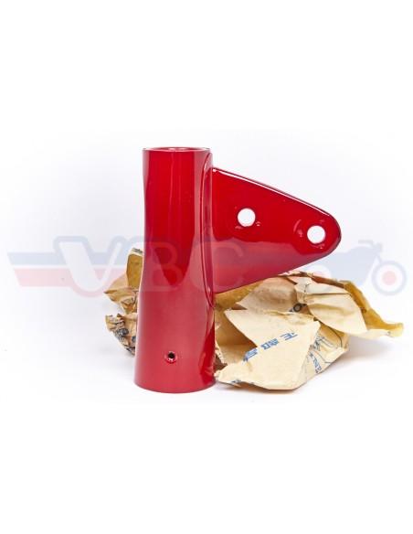 Patte de phare droite HONDA CB 250 350 K3 light ruby RED 51602-317-671HX
