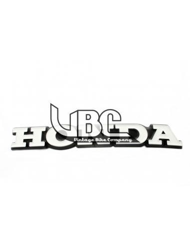 """Logo """"HONDA """" de reservoir CB750 K2 87121-341-000"""