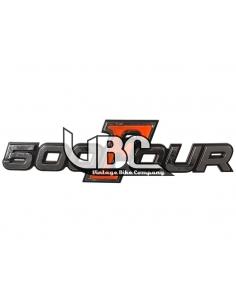 Logo cache lateral  pour CB 500 Four 87124-323-000P