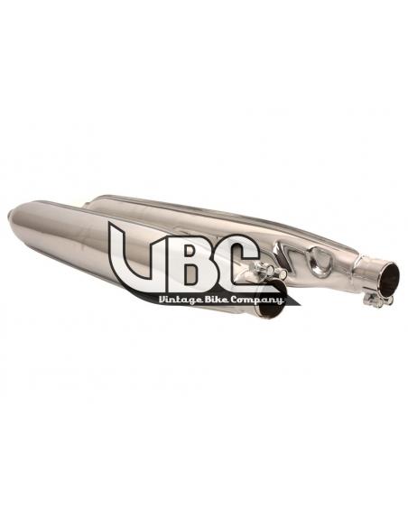 Silencieux  CB 450 K1 K2 - 18300-292-000P