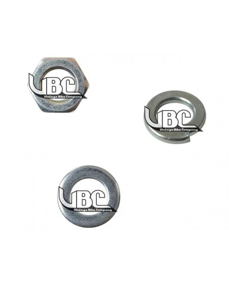 Visserie d'axe de pot d'echappement KIT-VBC-1