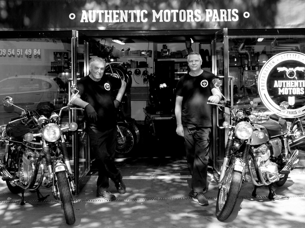 Authentic Motors Paris